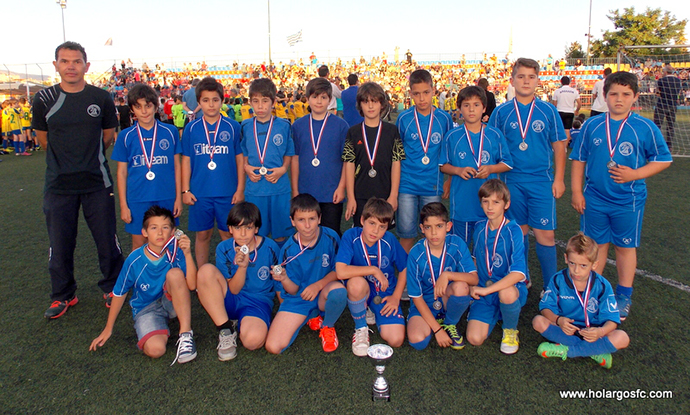 JUNIOR SOCCERLINK 2013-14